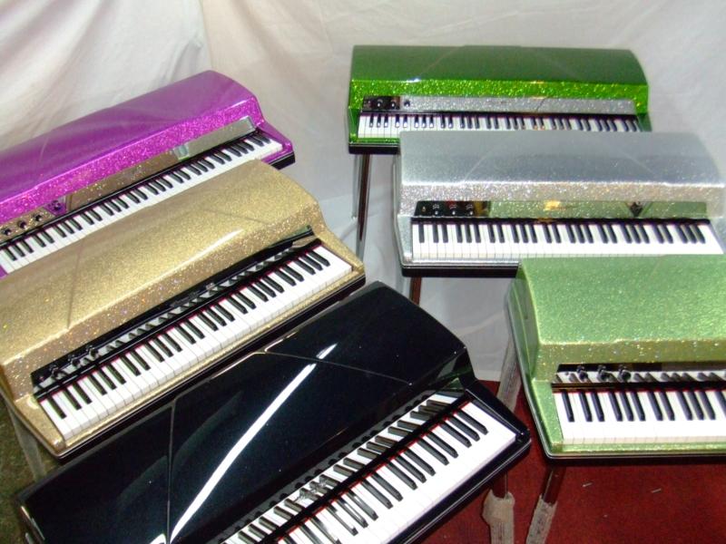 Vintage Vibe TIne Pianos